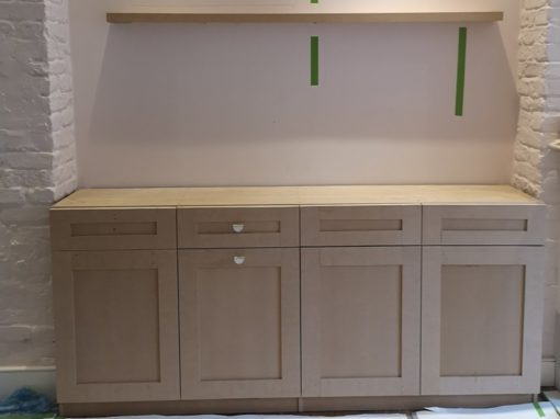 Bespoke Cabinet Units in Hertfordshire