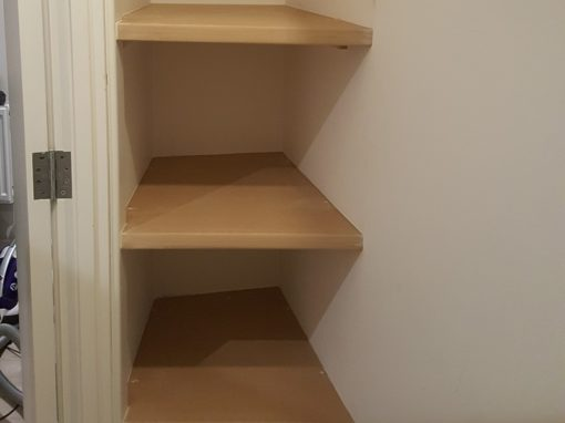 Bespoke Shelving Units