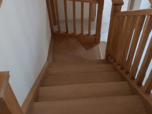 Bespoke wooden staircases in Hertford
